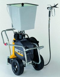 SF31 Airless paint spraying unit